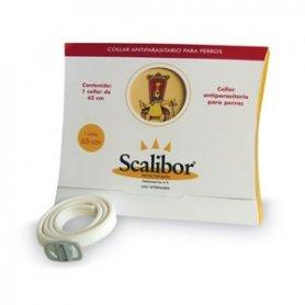Collar Scalibor 65 Cm Antipulgas, Antigarrapatas Y Antimosquitos