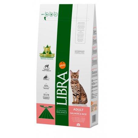 Libra Cat Salmón 1,5Kg pienso para Gatos - Affinity