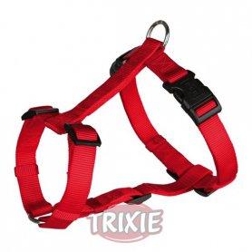 Arnes Clasic M-L 50-75*25Mm Rojo Trixie