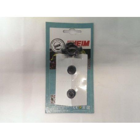 Ventosas Clip 12/16 Para Filtro Eheim Classic 250