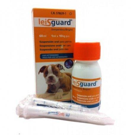 Leisguard 60 Ml Suspension Oral Para Perros