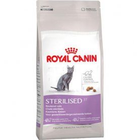 Royal Canin 4Kg Sterilised 37 Pienso Para Gatos