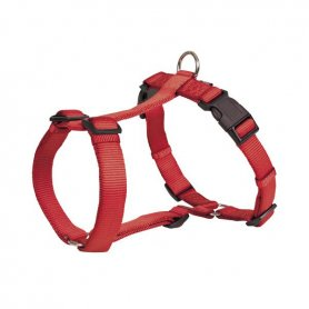 Arnes Nylon Rojo Practico Basic 20Cm