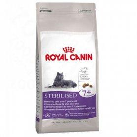 Royal Canin 1,5Kg Sterilised+7 Para Gatos