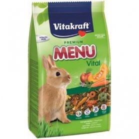 Vitakraft Menu Conejos Enanos 1Kg