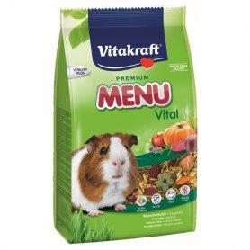 Vitakraft menu cobayas aroma 3kg