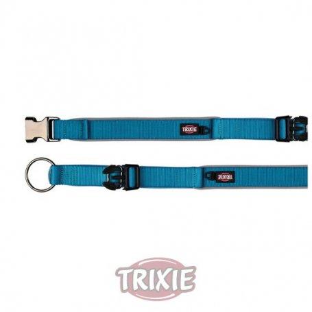 Collar Para Perros Experience Extra Ancho L-Xl 45-60Cm Azul