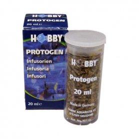 Alimento Para Frezas E Invertebrados Hobby Protogen Infjusorios 20Ml