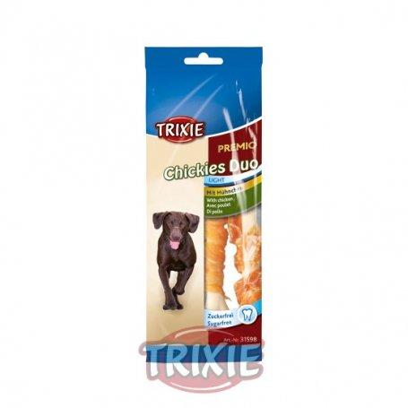 Premio Para Perros Duo Chikies 2Pcs, 12Gr
