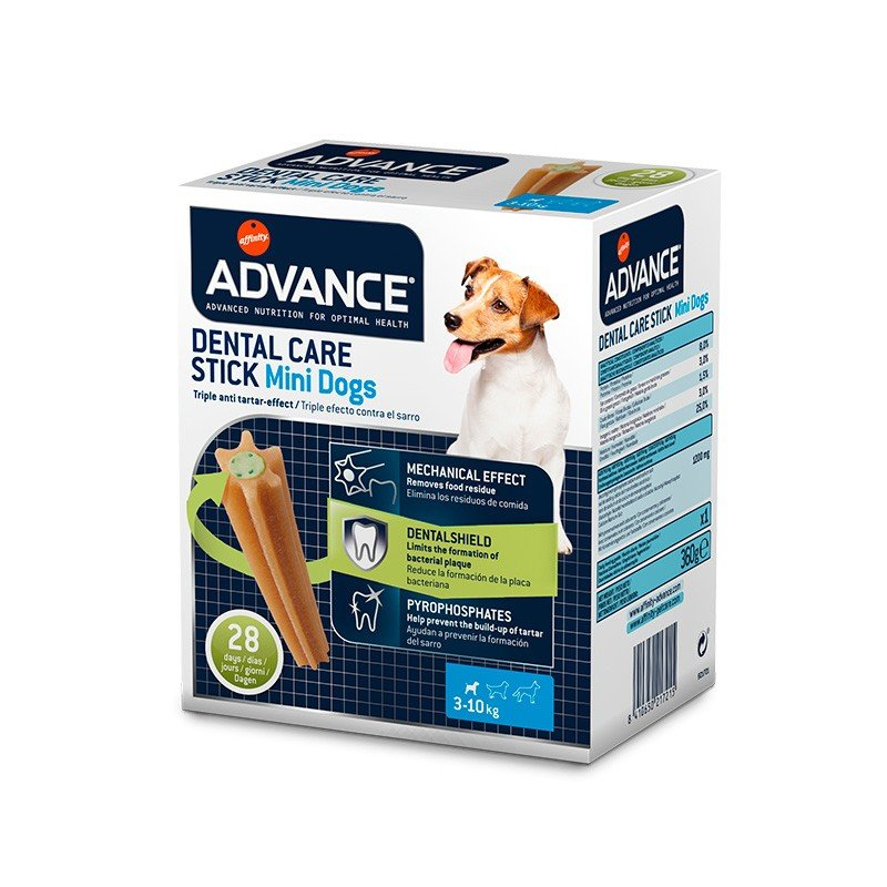 Advance Dental Care Srick Mini 28 Uds. 360Gr