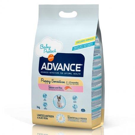 Advance Puppy Sensitive Salmon Y Arroz 3Kg