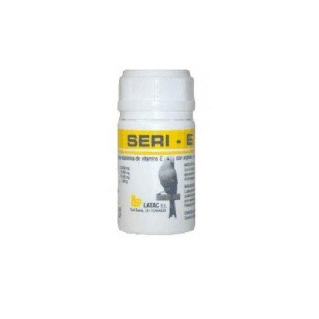 Vitamina E 40G Seri-E Para Canarios Y Aves