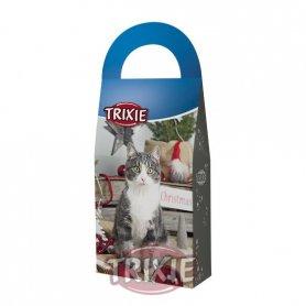 Cajita Regalo Navidad Para Gatos