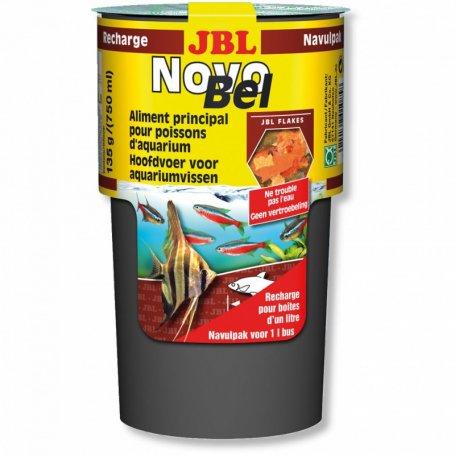 Jbl Novobel Refill 750 Ml Comida Para Peces Tropicales
