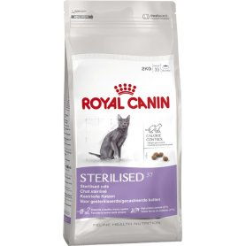 Royal Canin 2Kg, Sterilised 37, pienso para gatos