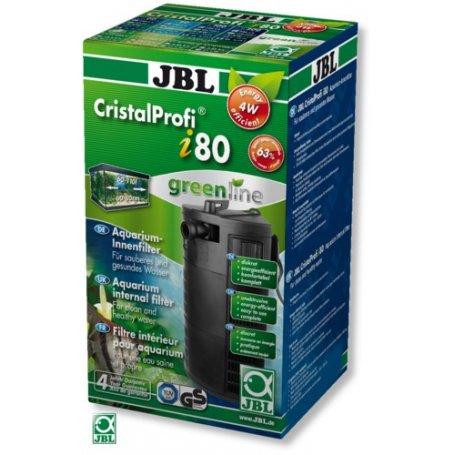 Filtro Interno Jbl Cristal Profi I80 Para Acuarios Hasta 110L