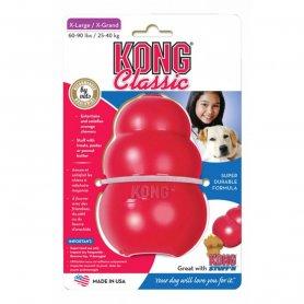 Kong Toy Extra Large Rojo Classic H: 12 Cm Ø: 8,5 Cm Xl