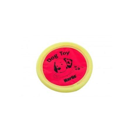Nylon Frisbee 24 Cm Color Negro