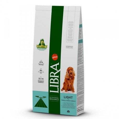 Libra Dog Light 12Kg - Pienso Para Perros Light