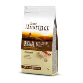 Pienso Para Perros Junior True Instinct Original Medium - Maxi 12Kg