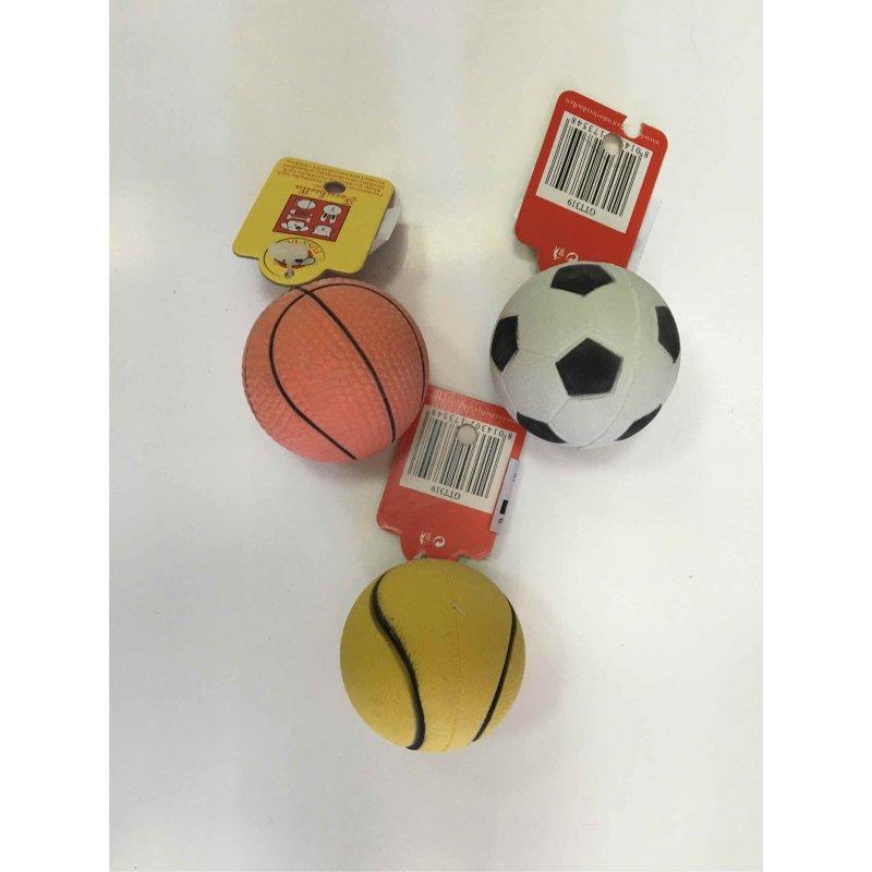 Bola de caucho 50mm juguete para perros for Bola juguete