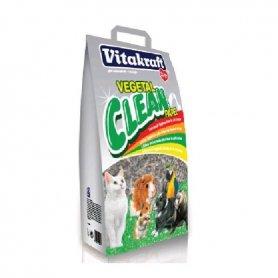Lecho De Papel Reciclado Clean Vitakraft 25Lt