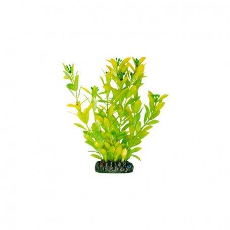 Planta Plastica Higrofila Polisperma 19Cm- Decoracion De Acuarios