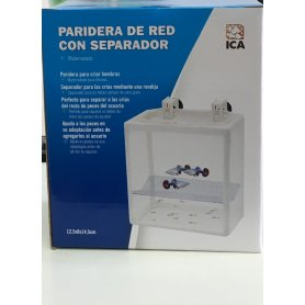 Paridera De Malla Con Separador 12,5 X 8 X 14,5Cm