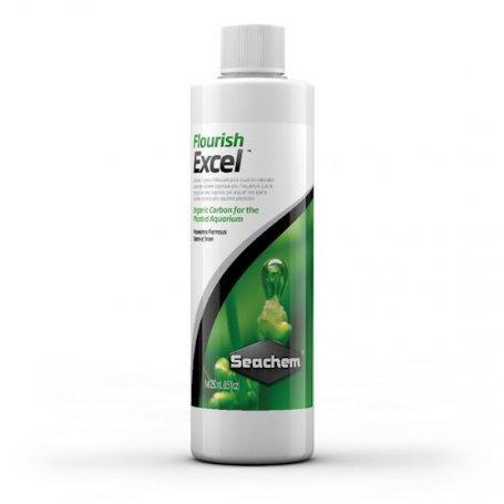 Flourish Excel 250 Ml Seachem - Nutriente Para Plantas De Acuario