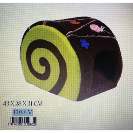 Caseta Sweet Cake 43X28X31Cm Marron