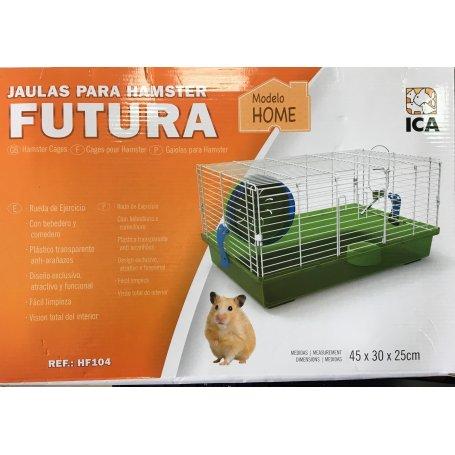 Jaula Para Hamster Futura Home 45 X 30 X 25Cm