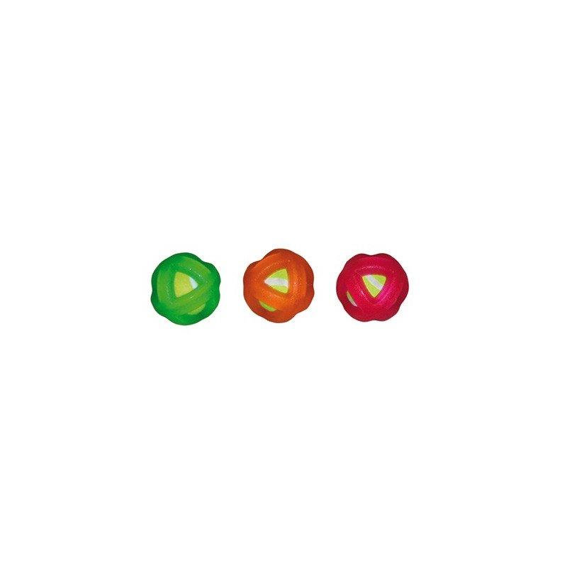 Juguete Perros Pelota Tenis Esfera 9Cm