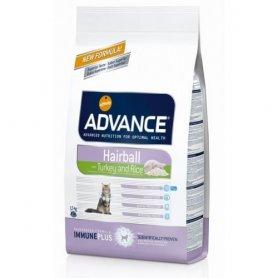 Advance Sterilised Adult Hairball 1,5Kg Trucha Y Pavo