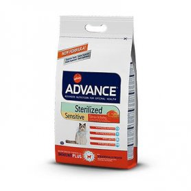 Advance Cat Adult Sterilized 1,5Kg Trucha Y Pavo
