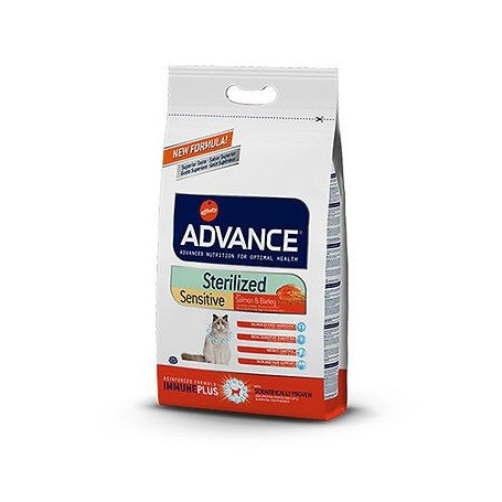 Advance Cat Adult Sterilized 1,5Kg Trucha Y Pavo