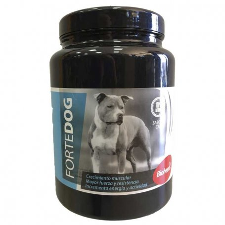 Fortedog Crecimiento Muscular Bioherd 500Gr