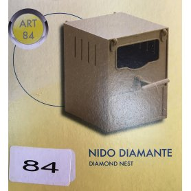 Nido Diamante De Plastico Art84