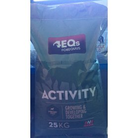 Pienso Caballos  Nanta 4Eq´S Activity 25 Kg
