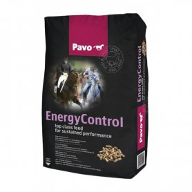 Pienso caballos pavo energy control 20 kg