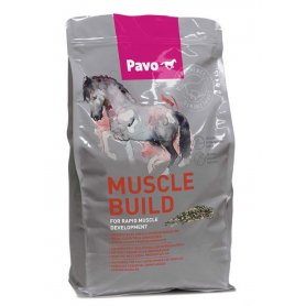 Pavo Muscle Buil 3 Kg Desarrollo Muscular