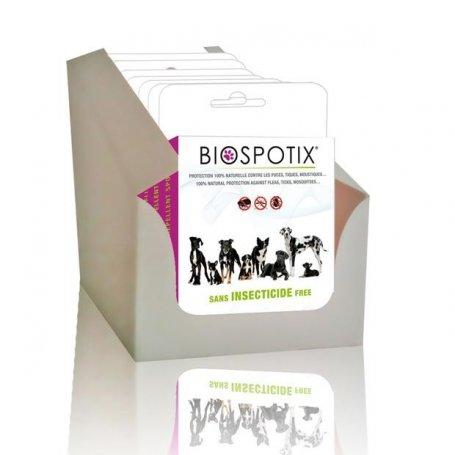 BIOSPOTIX PIPETAS NATURALES PERRO 5x1ml