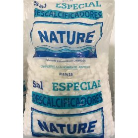 Sal Descalsificadores Saco 25Kg