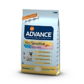 Advance 3Kg Mini Sensitive Salmon Y Arroz