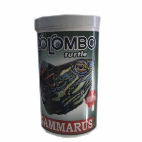 Comida Para Tortugas Gammarus Kolombo 1000 Ml - 120Gr
