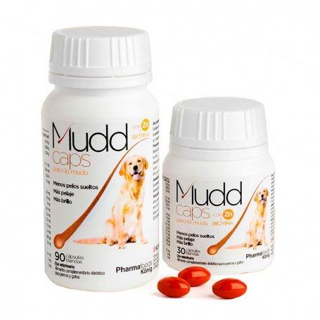 Mudd Caps Para La Muda De Perros Y Gatos 90 Capsulas