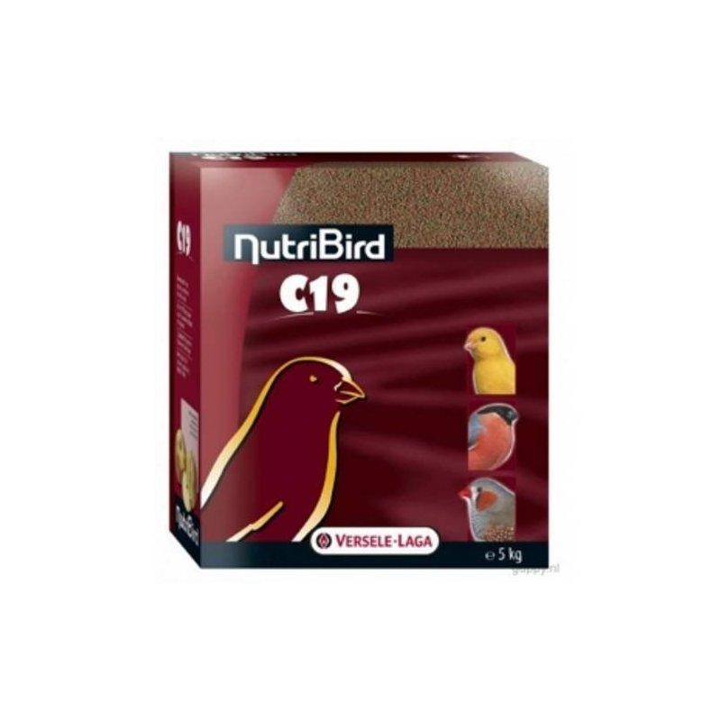 Nutribird C19 Paquete De 1,250Kg