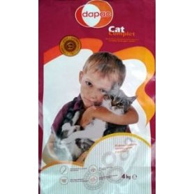 Pienso Gatos 4Kg Dapac Complet