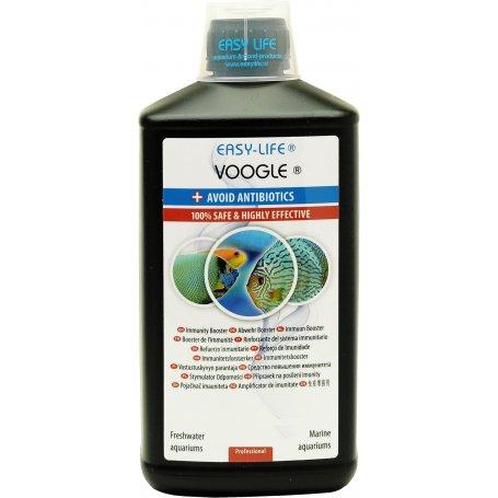 Vitaminas Para Peces Easy Life Voogle - Refuerzo Inmunitario 1000Ml