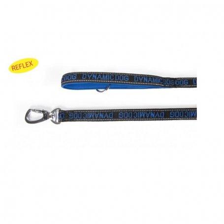 Correa Dynamic - Blue 20 X 1800 Para Perros