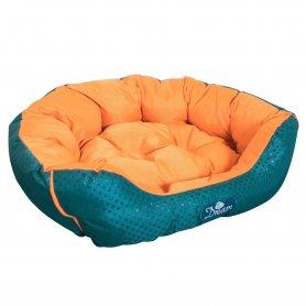 Cuna Dream Fantaso Naranja Y Verde 56 X 47 X 21 Cm